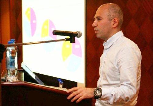 Генеральный директор Yota Денис Свердлов