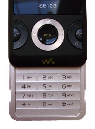 Клавиатура Sony Ericsson W205
