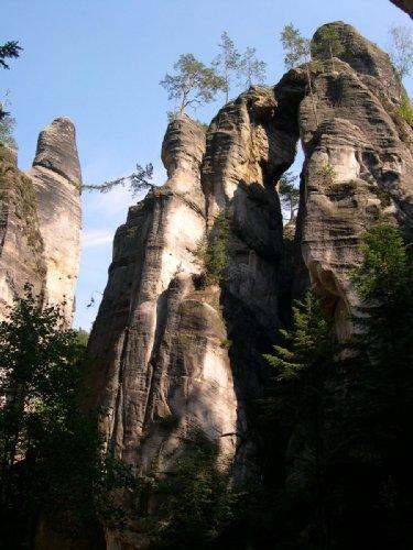Skalni Mesto Adrspach