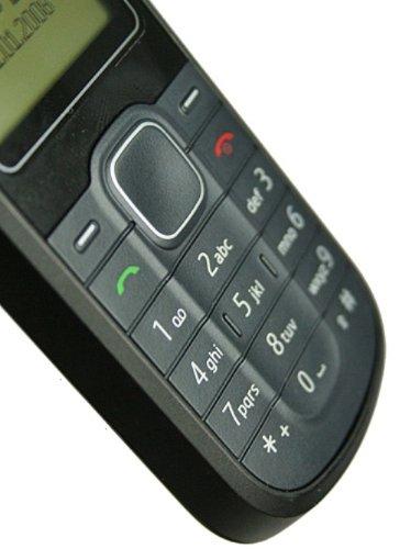 Обзор мобильного телефона Nokia 1202: правнук Nokia 3310