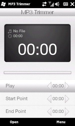 Резалка MP3 для HTC HD2