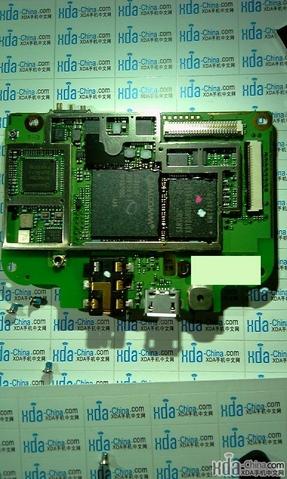 HTC HD2 разобрали HTC HD2