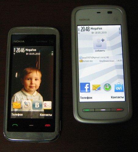 Между Nokia и Nokia: 5530 vs 5230