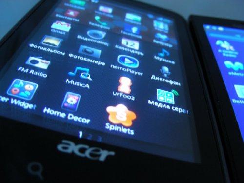 ����� Acer Stream