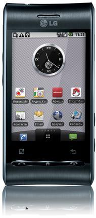 Корейская компания LG в этом году выпустила смартфон