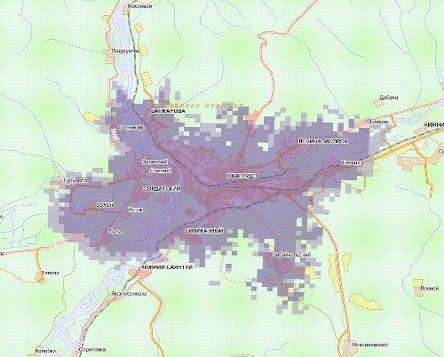3G от МегаФон в Бурятии