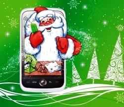 """""""МегаФон"""" предлагает поздравления от Деда Мороза с помощью услуги """"Видеозвонок"""""""