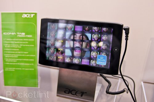 Acer Iconia Tab A500, A100 и W500