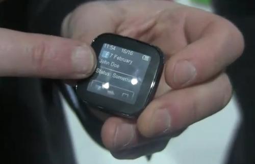 Sony Ericsson LiveView