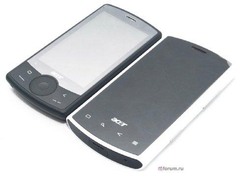 Обзор Acer beTouch E101