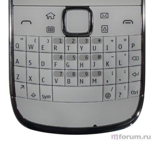 Обзор Nokia E6