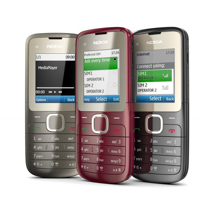Анонсы телефоны nokia dual sim скоро в