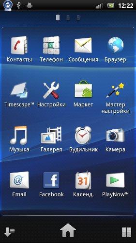 Обзор Sony Ericsson Xperia neo