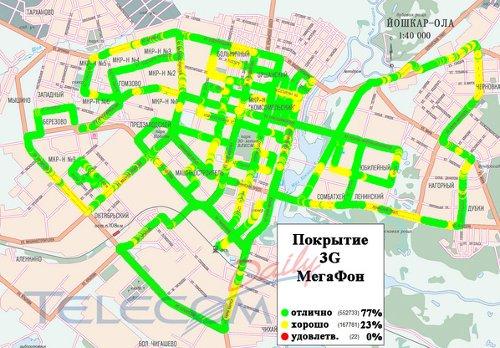 3G в Йошкар-Оле