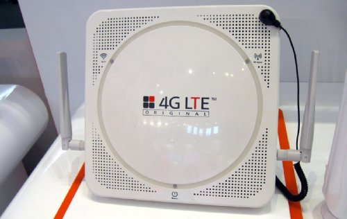 Фемтосоты LTE/Wi-Fi SK-Telecom