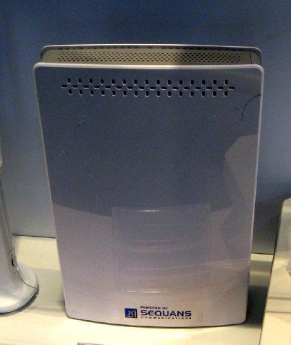 Роутер TD-LTE на базе чипа Sequans для использования в помещениях