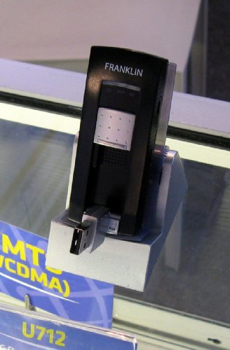 Модем Franklin U710 компании Franklin Wireless