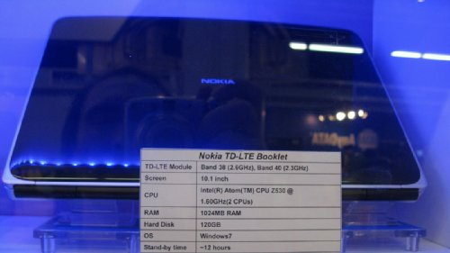 Nokia TD-LTE Booklet