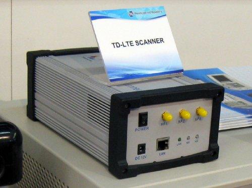 Transcom Instruments TD-LTE scanner