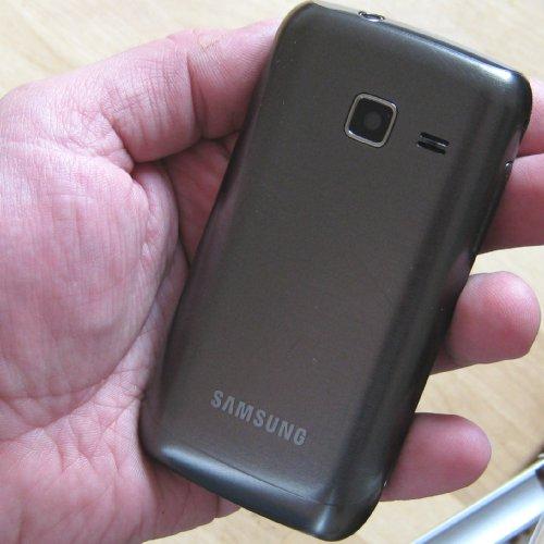 Обзор Samsung Wave Y S5380D