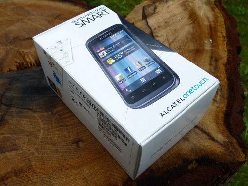 Обзор Alcatel One Touch Smart 991D