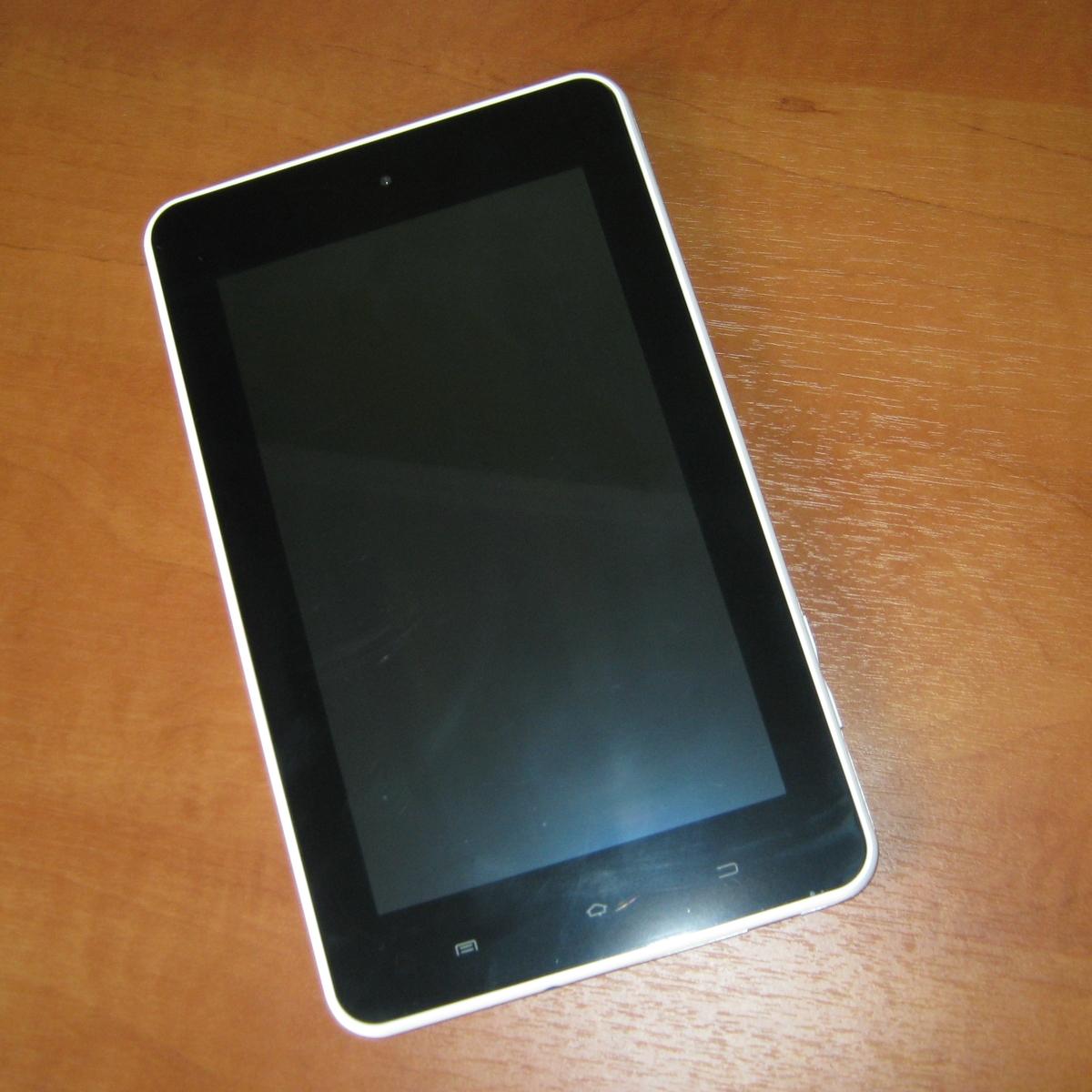Обзор Explay Informer 702: доступный планшет с IPS-дисплеем