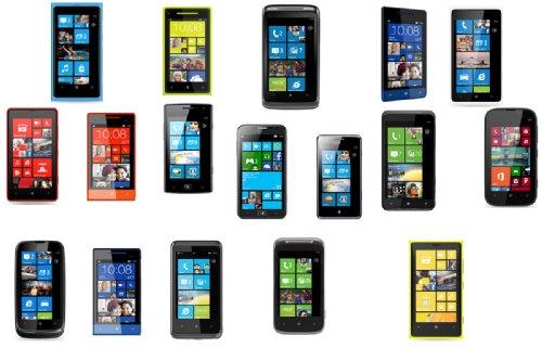 Смартфоны на MWP