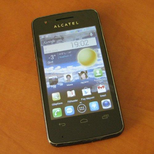 Alcatel Ot 4030 прошивка