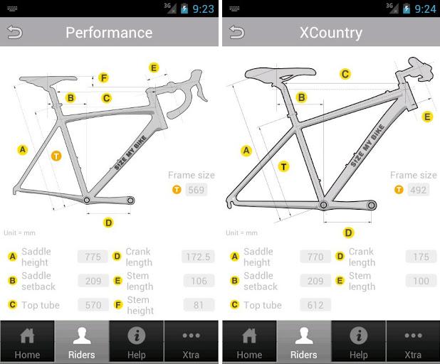 Программа для андроид для велосипеда