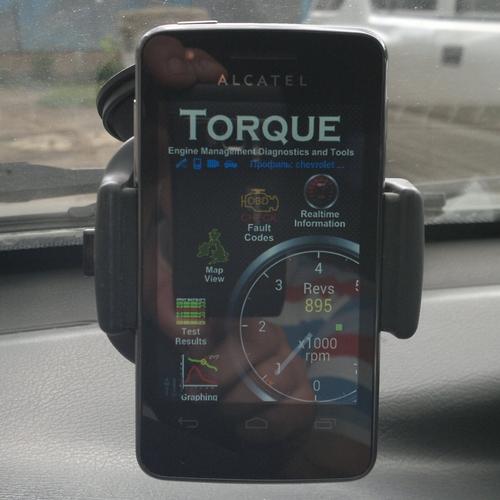 Обзор приложения Torque