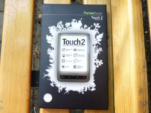 Обзор PocketBook Touch 2