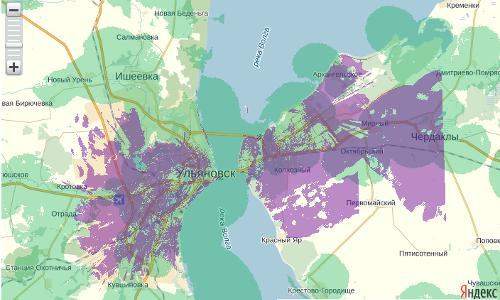 МегаФон объявляет о запуске услуг доступа к сети LTE в Ульяновске