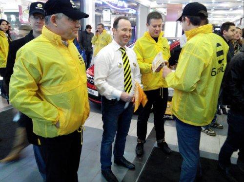 Михаил Слободин готов ответить на вопросы покупателей 4G / LTE в Калининграде