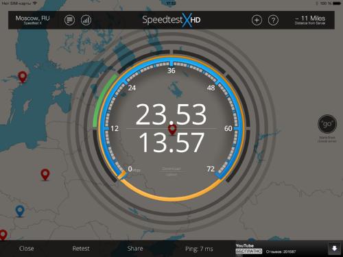 Обзор Apple iPad Air