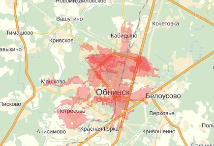 МТС запустил LTE в Обнинске