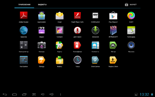 Обзор планшетного компьютера Explay Surfer 7.03