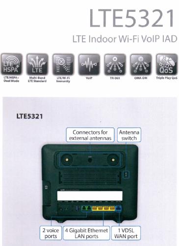 ZyXEL LTE5321