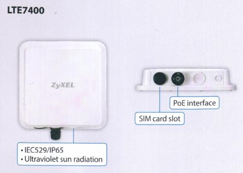 ZyXEL LTE7400