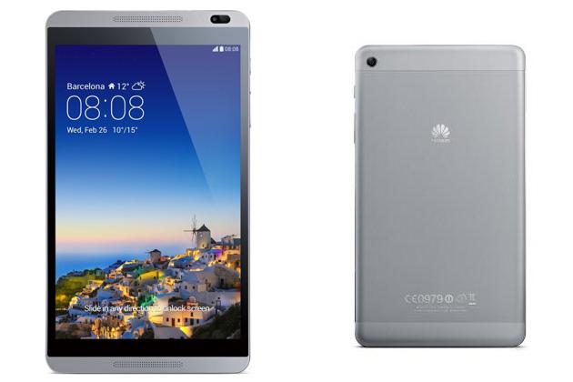 Очередной планшет от Huawei — MediaPad M1