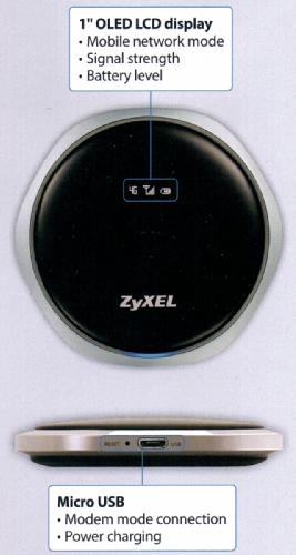 Zyxel WAH7204