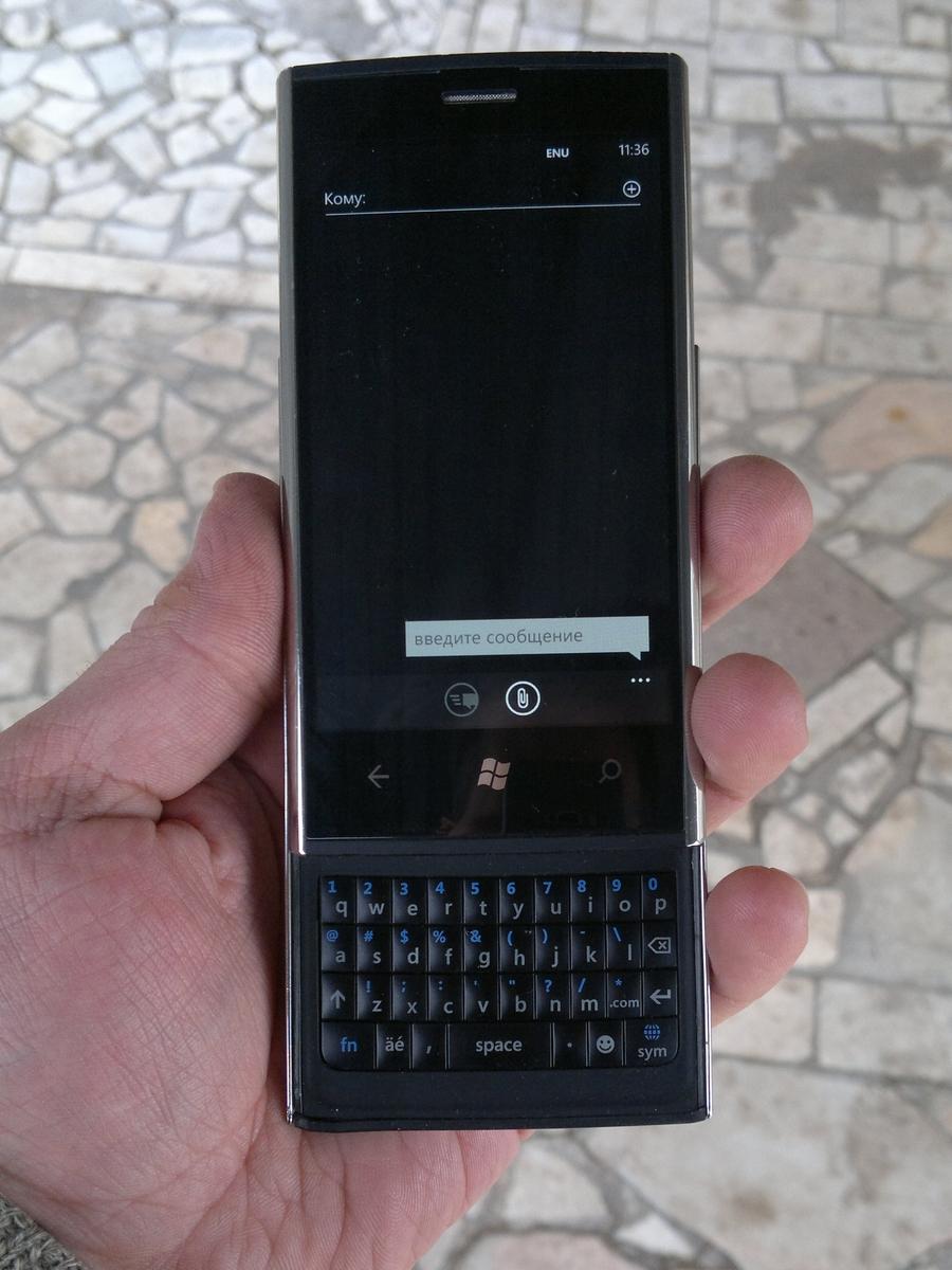 Почему смартфон 3
