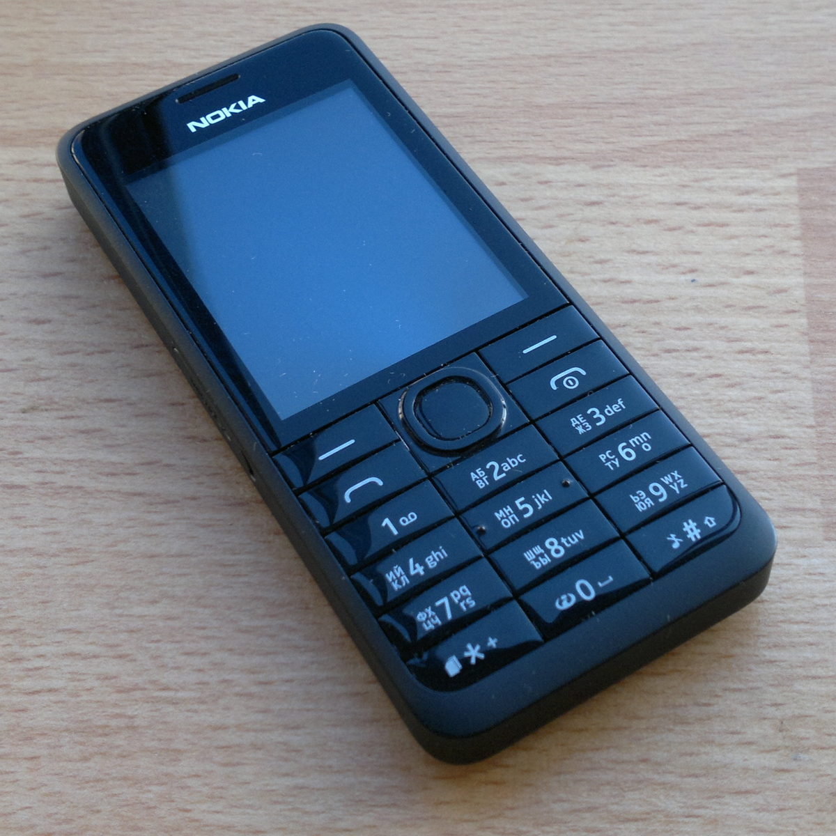 Nokia 301 dual sim настройка