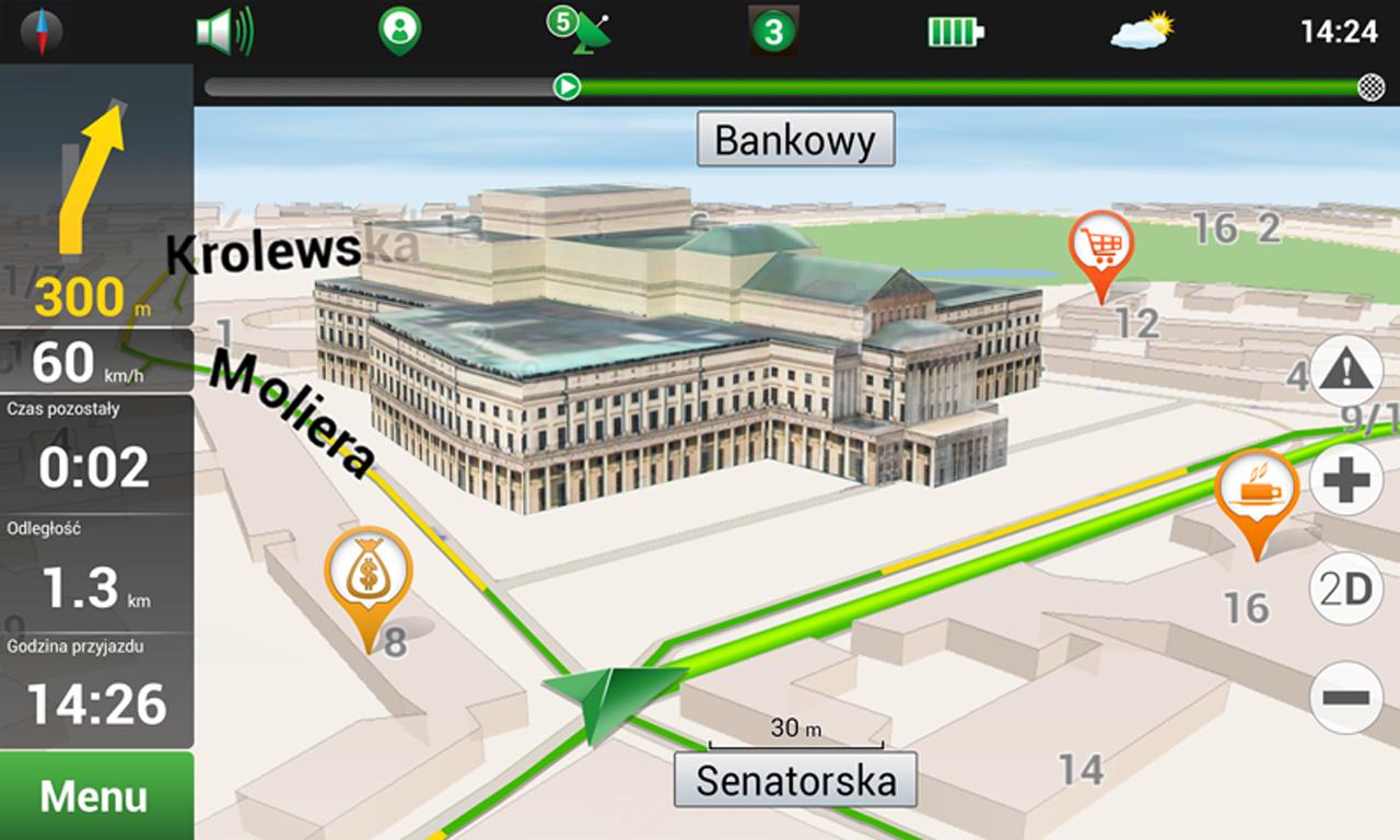Яндекс навигатор на телефон не андроид