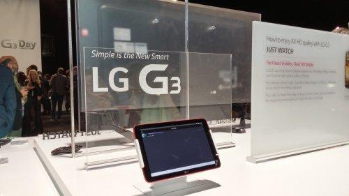 Тест камеры LG G3