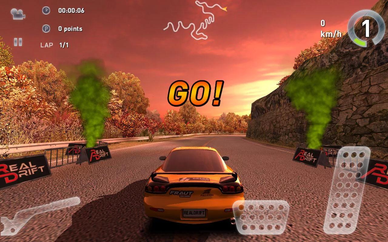 Игры на андроид гонки крутые