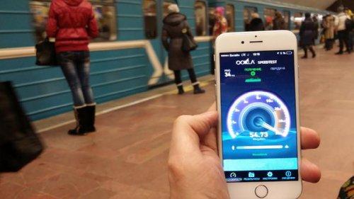 Билайн LTE в метро Новосибирска