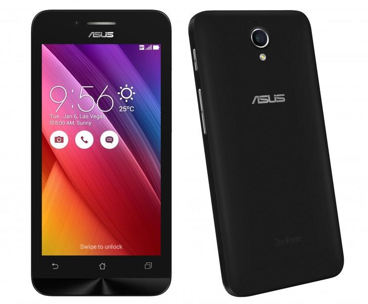 Анонсы Asus Zen Fone Go стоимостью $80 представлен в Индии