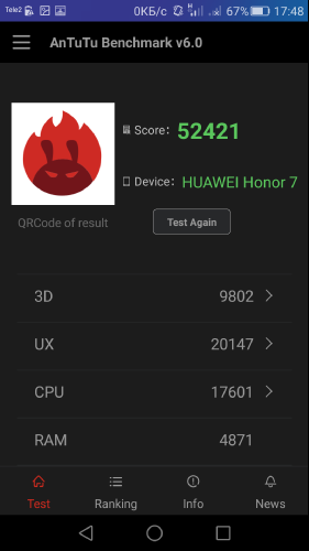 Обзор Honor 7