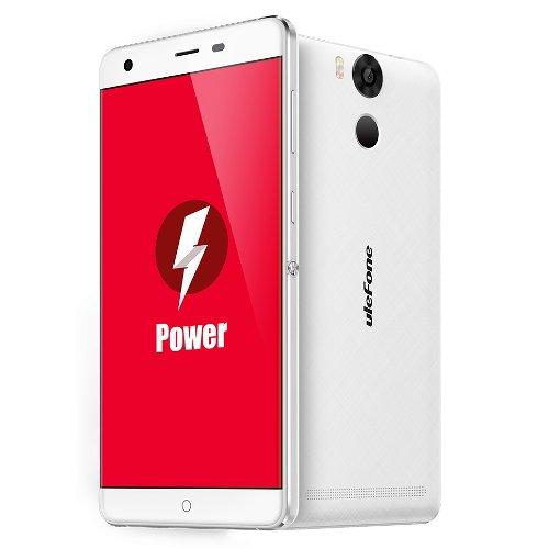 Анонсы: Ulefone Power – смартфон образца 2016 года с емким АКБ