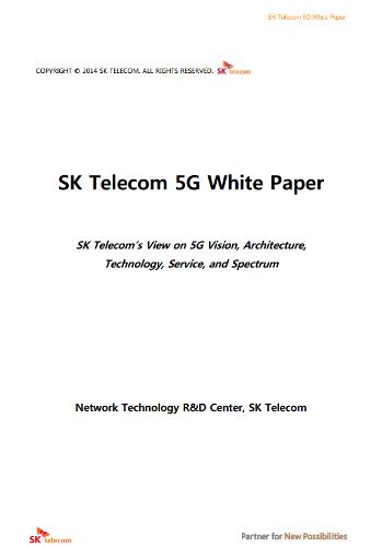SK Telecom 5G White Paper